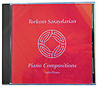 CD - PIANO COMPOSITIONS