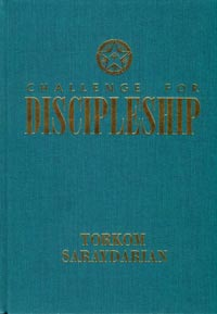 CHALLENGE FOR DISCIPLESHIP (Hardcover)