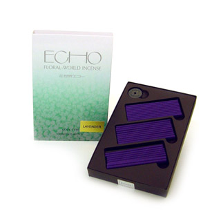 ECHO LAVENDER INCENSE (60 Sticks)
