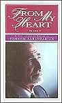 FROM MY HEART- Collection of Poetry, Vol 1 (hardcover only)