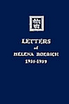 LETTERS OF HELENA ROERICH, VOLUME 2