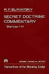 SECRET DOCTRINE COMMENTARY: Stanzas I-IV--Includes A Section On Dreams