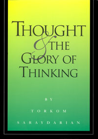 THOUGHT AND THE GLORY OF THINKING-  (Hardcover)