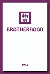 BROTHERHOOD  (hardcover)