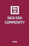 NEW ERA COMMUNITY  (hardcover)